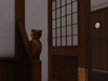 Dutchie houseboat 8 owl detail
