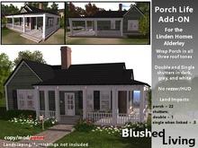 Blushed Living - Porch Life (Alderley)