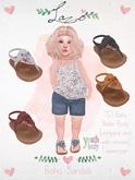 ~Lazo - Boho Sandals - 1