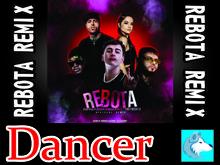 Rebota Remix Guaynaa / Nicky Jam / Farruko/Becky G DANCER BOXed