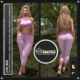 [RnR] Swag June Bug Outfit (Pink) Includes: Maitreya, Freya, Venus, Isis, Physique & Hourglass!