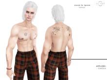 xic naif - Nosce Te Ipsum - tattoo (wear to unpack)