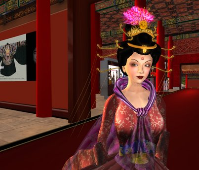 Second Life Marketplace - chinese complete Avatar yang yuhuan