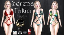 Continuum Serena Trikini
