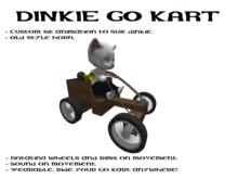 Go Kart - WEARABLE - Dinkies & Toodleedoo