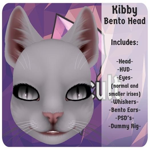 +SG+ Kibby Head 1.0 [add me!]