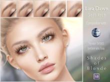 Eyebrows, Genus: LaraDawn.SoftArch.Blonde