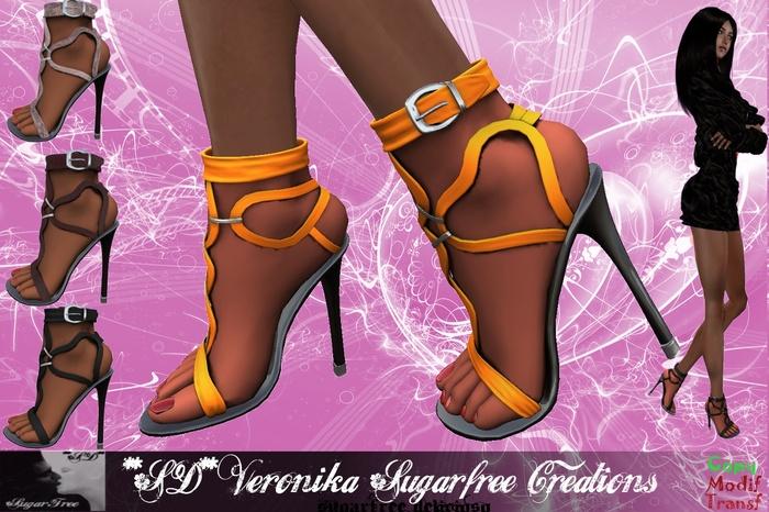 **SD**-VERONJKA Elegant  Heel Boots Stiletto (Full Option)