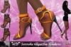 **SD**-VERONJKA Elegant  Heel Boots Stiletto (Full Option)