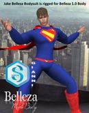 XK Hero Guys Extended Universe Horizon