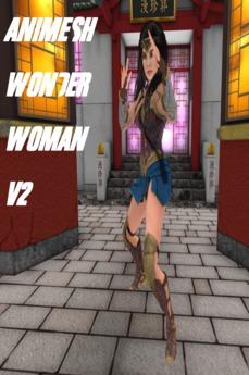 Wonder Woman Boxed