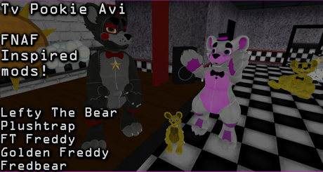 Second Life Marketplace Pookie Fnaf Mods