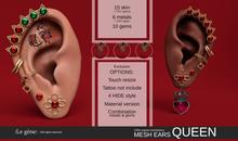 :Lg: - :Mesh Ears: - Queen