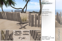 Sway's [Ruel] Beach Fence