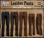*LightStar - Leather Pants