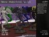 /studioDire/ Tabletop - Shadow Demons - Type Zero