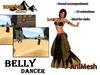 Dancer Belly Animesh