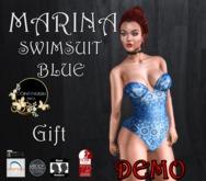 Continuum Marina Bodysuit DEMO