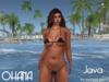 Ohana Java Black Maitreya (WEAR TO UNPACK)