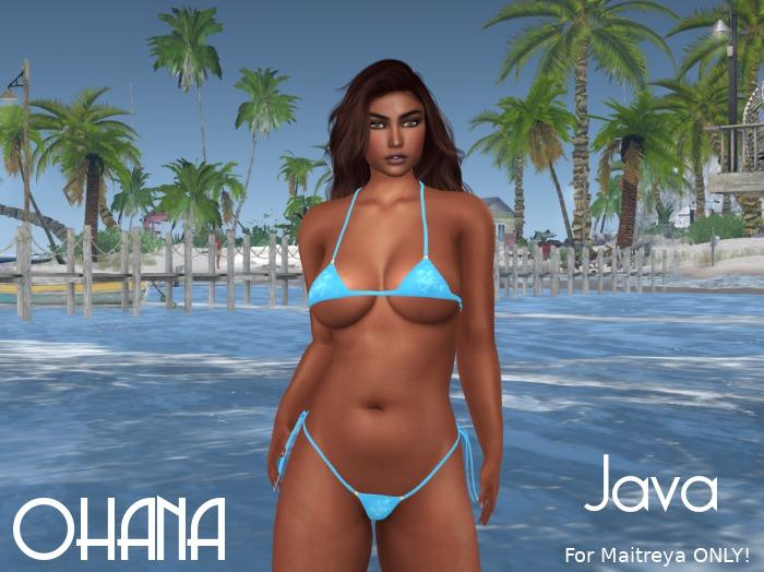 Ohana  Java Fatpack Maitreya (WEAR TO UNPACK)