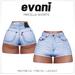 evani. Mircella vintage shorts -  light -