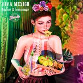 *tentacio* Viva mexico
