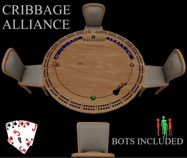 Cribbage Alliance