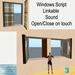 WINDOW SCRIPT