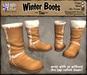 *LightStar - Winter Boots-Tan