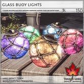 Trompe Loeil - Glass Buoy Lights [mesh]