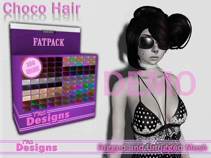 Choco Demo Hair