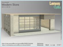 Modern Store (Mesh) [Lemon Chilliz]