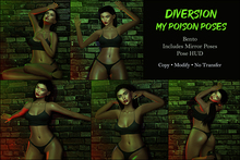 Diversion - My Poison Poses (Wear To Unpack)