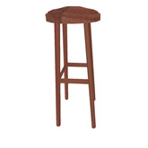 Cherrywood Bar Stool