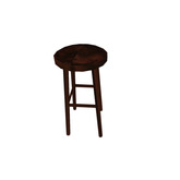 Rosewood Bar Stool