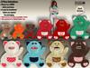 Suxue teddy bear  vendor 2048