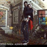Drunk Panda - AlwaysHere - Couple G.GIFT