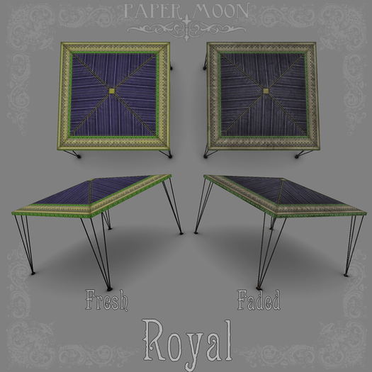 *pm* Market Stalls: Royal