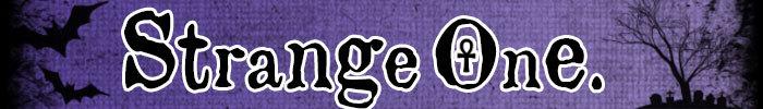 Strange one banner final