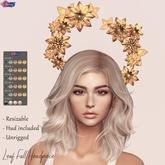 [Eternus] Leaf Fall Headpiece