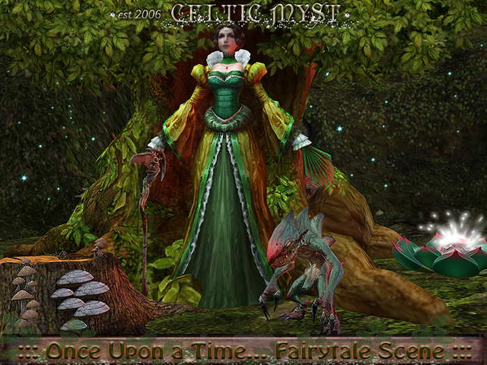 ❃Fantasy Forest Collection :: Once Upon a Time.. A Fairytale Scene