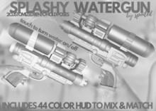 Spoiled - Splashy Water Gun Fatpack DEMO