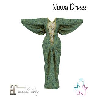 [ity.] China Nuwa Dress Ocean
