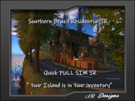 Southern Brazil Residential - QUICK FULL SIM SR