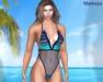 ~PP~ Blue Crush - Swimsuit Maitreya- Attach To Unpack