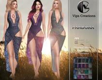 [Vips Creations] - Original Mesh Outfit  - [Pandora-FULL PACK]HUD-Maitreya