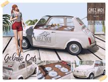 Gelato Car ♥ CHEZ MOI