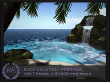 50% MORE PRIMS!! - EDGE 4080 SQM - 1875 PRIMS - L$1600