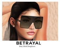 BETRAYAL. Betty Shield Sunglasses UNISEX
