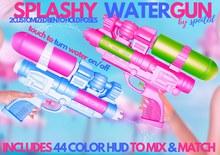 Spoiled - Splashy Interactive Water Gun Fatpack